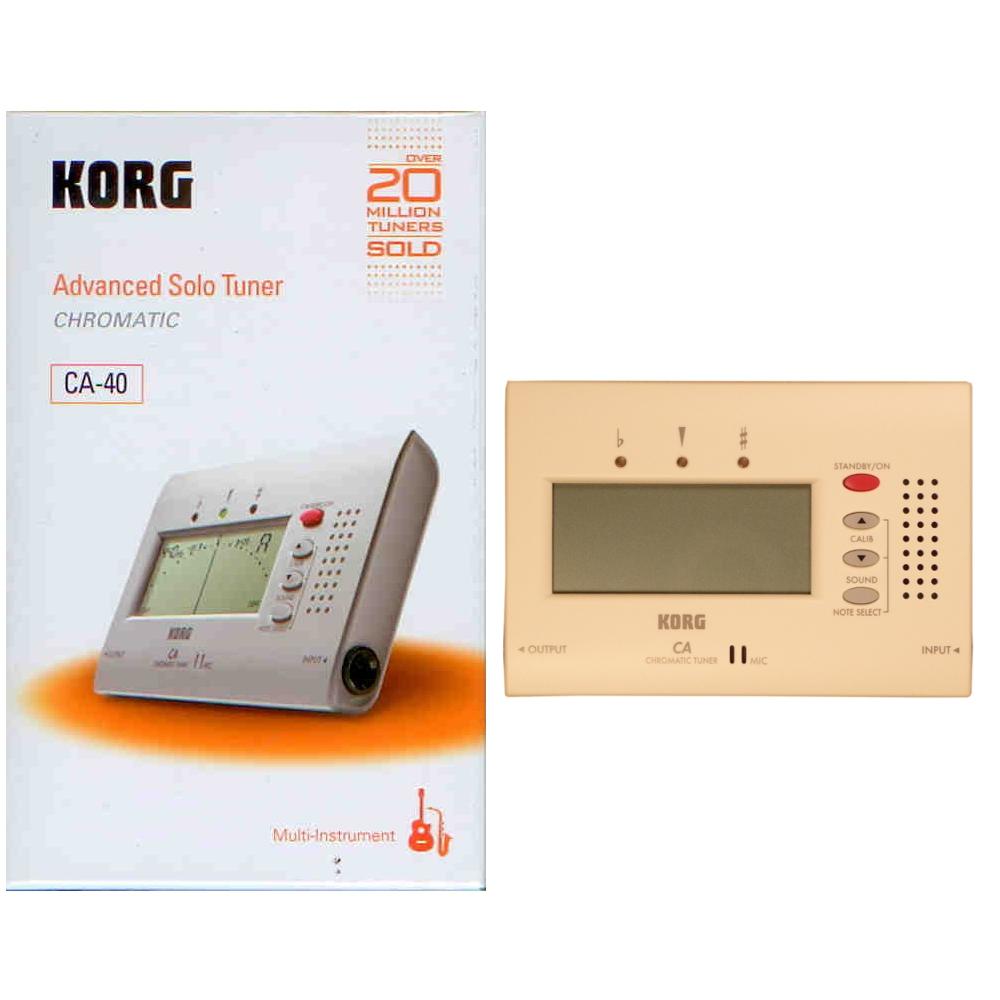 Buy KORG Advanced Solo Tuner at Vintage Violins
